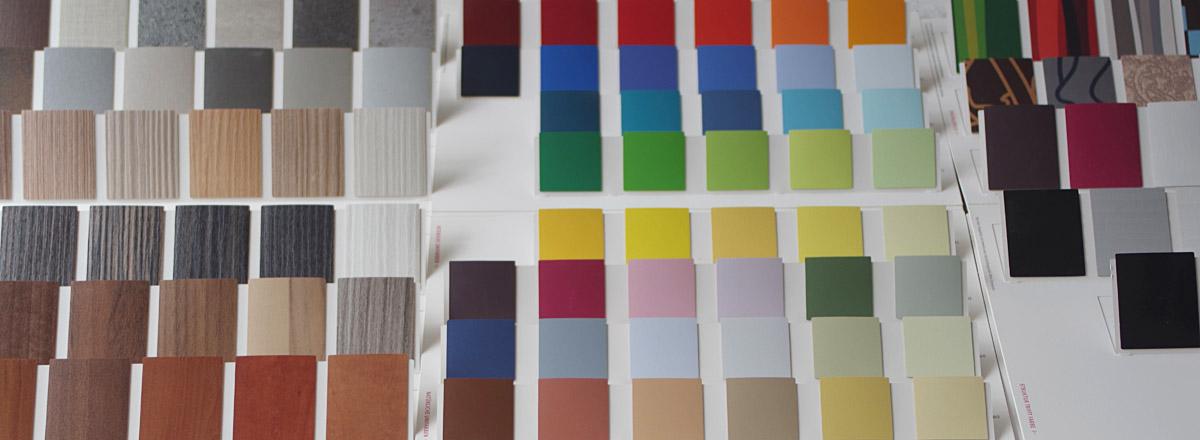 Kunststoff-Oberflächen - Tischlerei Jens Frohner aus Berlin-Neukölln - Möbeltischler, Fenster, Türen, Regale, Schränke, Denkmalschutz