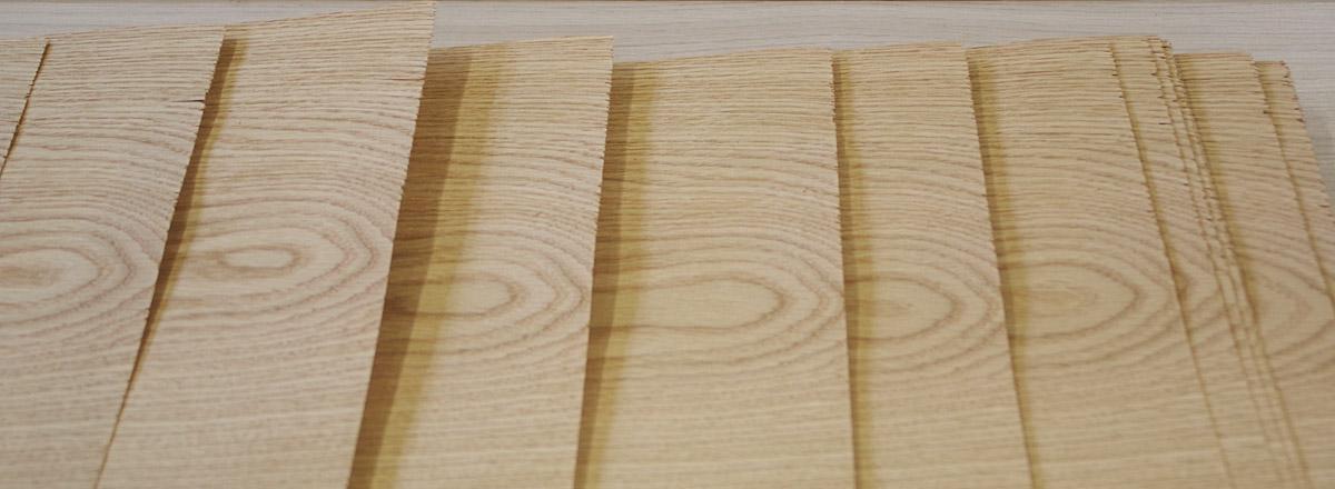 Oberflächen furnieren - Tischlerei Jens Frohner aus Berlin-Neukölln - Möbeltischler, Fenster, Türen, Regale, Schränke, Denkmalschutz